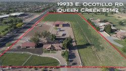 Photo of 19933 E Ocotillo Road, Queen Creek, AZ 85142 (MLS # 6095001)