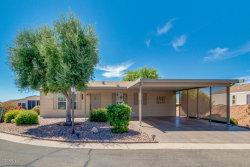 Photo of 3301 S Goldfield Road, Unit 4066, Apache Junction, AZ 85119 (MLS # 6095173)