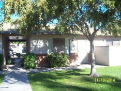 Photo of 1134 E Vaughn Street, Unit C, Tempe, AZ 85283 (MLS # 6101845)