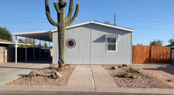 Photo of 7733 E Flossmoor Avenue, Unit Lot#847, Mesa, AZ 85208 (MLS # 6102161)
