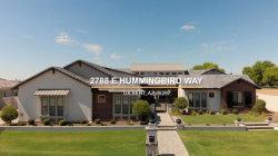 Photo of 2788 E Hummingbird Way, Gilbert, AZ 85297 (MLS # 6103322)