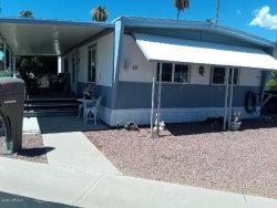 Photo of 4065 E University Drive, Unit 277, Mesa, AZ 85205 (MLS # 6111648)
