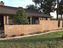 Photo of 117 W Concorda Drive, Unit 101, Tempe, AZ 85282 (MLS # 6112344)