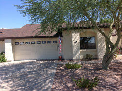 Photo of 5518 E Lindstrom Lane, Unit 45, Mesa, AZ 85215 (MLS # 6115587)