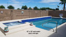 Photo of 2318 S Acanthus --, Mesa, AZ 85209 (MLS # 6117813)