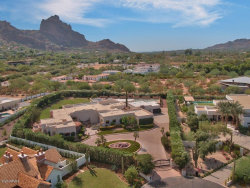 Photo of 5909 E Solcito Lane, Paradise Valley, AZ 85253 (MLS # 6130090)