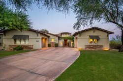 Photo of 9175 E Mountain Spring Rd. Road, Scottsdale, AZ 85255 (MLS # 6135075)