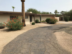 Photo of 7128 E Sunnyvale Road, Paradise Valley, AZ 85253 (MLS # 6135112)