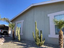 Photo of 3700 S Ironwood Drive, Unit 137, Apache Junction, AZ 85120 (MLS # 6176636)