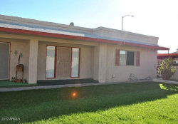 Photo of 12820 N 113th Avenue, Unit 5, Youngtown, AZ 85363 (MLS # 5554343)