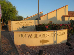Photo of 7101 W Beardsley Road, Unit 622, Glendale, AZ 85308 (MLS # 5709194)