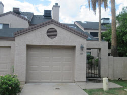 Photo of 3211 E Lavey Lane, Unit 105, Phoenix, AZ 85032 (MLS # 5737672)
