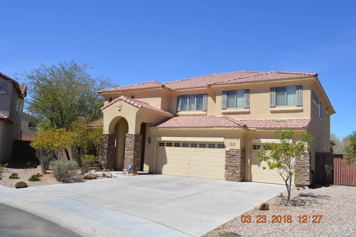 Photo for 21890 W Casey Lane, Buckeye, AZ 85326 (MLS # 5742003)