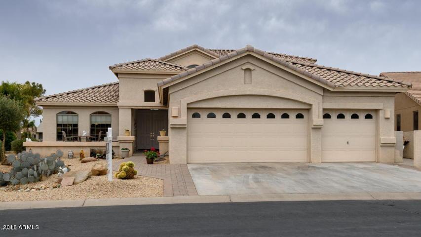 Photo for 24214 S Lakeway Circle NW, Sun Lakes, AZ 85248 (MLS # 5745697)