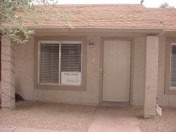 Photo of 1302 W 3rd Street, Unit 3, Tempe, AZ 85281 (MLS # 5866530)
