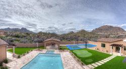 Photo of 11869 E Buckskin Trail, Scottsdale, AZ 85255 (MLS # 5884318)