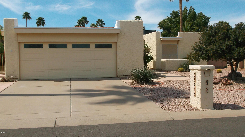 Photo for 25852 S Beech Creek Drive, Sun Lakes, AZ 85248 (MLS # 5898825)