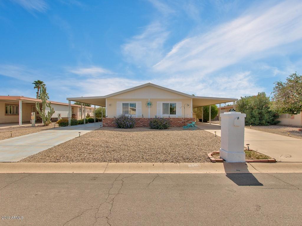 Photo for 26410 S Navajo Place, Sun Lakes, AZ 85248 (MLS # 5992406)
