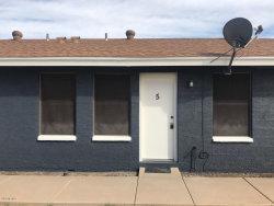 Photo of 280 E Ruggles Street, Unit 5, Florence, AZ 85132 (MLS # 6037113)