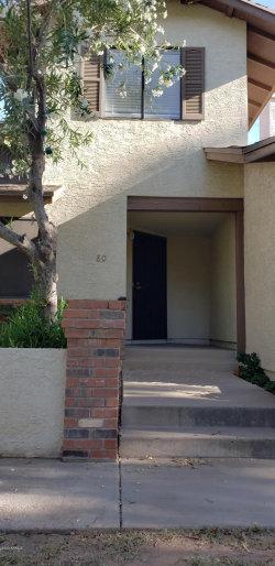 Photo of 170 E Guadalupe Road, Unit 80, Gilbert, AZ 85234 (MLS # 6099739)