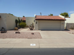 Photo of 1500 N Markdale Street, Unit 12, Mesa, AZ 85201 (MLS # 6101474)