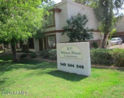 Photo of 544 S Wilson Street, Unit 101, Tempe, AZ 85281 (MLS # 6112094)