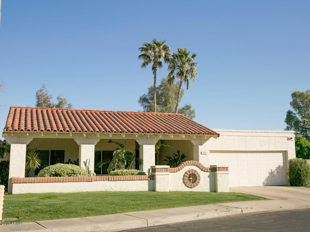 Photo for 8405 E San Marino Drive, Scottsdale, AZ 85258 (MLS # 6112953)