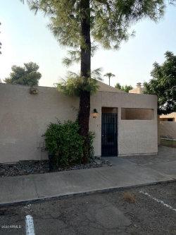 Photo of 900 S Dobson Road, Unit 40, Mesa, AZ 85202 (MLS # 6136579)