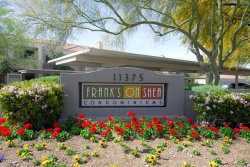 Photo of 11375 E Sahuaro Drive, Unit 1051, Scottsdale, AZ 85259 (MLS # 6166545)