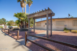 Photo of 903 S Kenwood Circle, Unit 3, Tempe, AZ 85281 (MLS # 6179945)