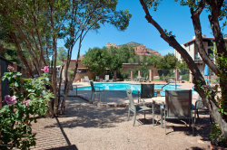 Photo of 65 Verde Valley School Rd, Unit E 4, Sedona, AZ 86351 (MLS # 517657)