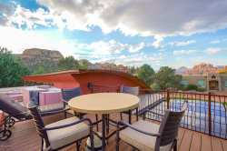 Photo of 425 Montazona Tr, Sedona, AZ 86351 (MLS # 517675)