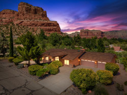 Photo of 100 Sedona St, Sedona, AZ 86351 (MLS # 523498)