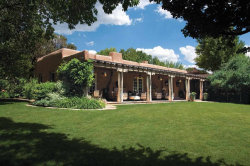 Photo of 5200 Old Santa Fe Trail, Santa Fe, NM 87501 (MLS # 201202149)