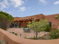 Photo of 24 Yermo Drive, Abiquiu, NM 87510 (MLS # 201403924)