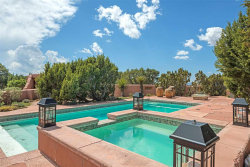 Photo of 32 Camino De Los Montoyas, Santa Fe, NM 87506 (MLS # 201701745)