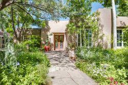 Photo of 1243 Canyon Road, Santa Fe, NM 87501 (MLS # 201704340)