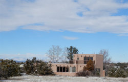 Photo of 4 BALSA ROAD, Santa Fe, NM 87508 (MLS # 201801407)