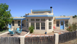 Photo of 19 Lucero Rd., Santa Fe, NM 87508 (MLS # 201802404)