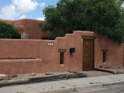 Photo of 617 Kathryn Avenue, Santa Fe, NM 87505 (MLS # 201802413)