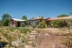 Photo of 25 Private Road 1449, Off CR 100, Chimayo, NM 87522 (MLS # 201802596)