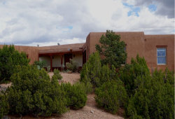 Photo of 54 Don Jose Loop, Santa Fe, NM 87508 (MLS # 201802804)