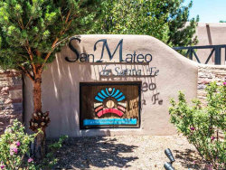 Photo of 601 W San Mateo Unit 148, Santa Fe, NM 87505 (MLS # 201803544)