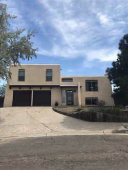 Photo of 2501 Camino Cabestro, Santa Fe, NM 87505 (MLS # 201803982)