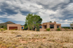 Photo of 11 Esquina Rd, Santa Fe, NM 87508 (MLS # 201803993)