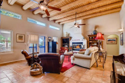 Photo of 39 Cuesta Rd, Santa Fe, NM 87508 (MLS # 201804008)