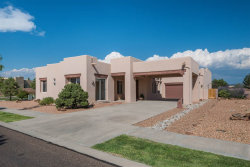 Photo of 2 Silver Rock Road, Santa Fe, NM 87508 (MLS # 201804011)
