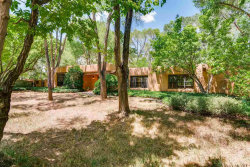 Photo of 3 Camino Pequeno, Santa Fe, NM 87501 (MLS # 201804730)
