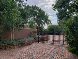 Photo of 984-C Acequia Madre, Santa Fe, NM 87501 (MLS # 201804756)