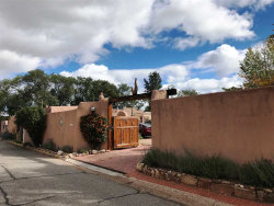 Photo of 223 AMBROSIO, Santa Fe, NM 87501 (MLS # 201804949)